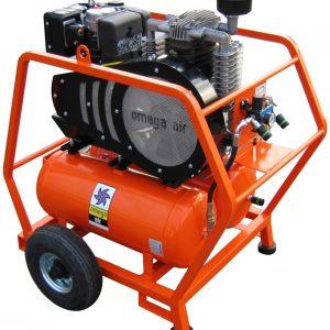 Kompressorer diesel