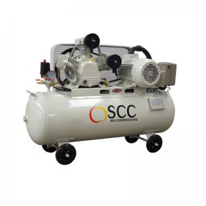 Stempelkompressorer elektrisk