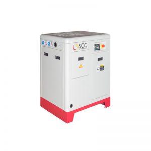 Skruekompressor elektrisk